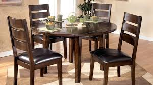 full size of round dining room tables seats 4 cherry wood table and chairs with solid