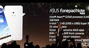 Asus FonePad Note FHD6: 6-Zoll-Full-HD ...