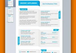 Modern Resume Templates Free Download Free For You Apple Pages