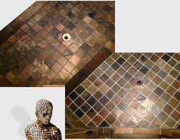 travertine slate marble polishing sealing renewal color sealing