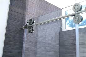 sliding glass shower door seal designs replace gasket frameless sweep replacement sealing shower door
