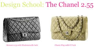 Design School: Origin of the Chanel Quilted 2.55 Bag | How Fashion ... & Coco Chanel first designed bags ... Adamdwight.com