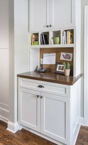 Kitchen Desk 30 Functional Kitchen Desk Designs Built In Desk Nooks And