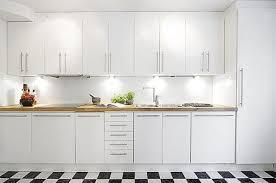 Modern Kitchen White Cabinets White Modern Kitchen Set All Home Designs Best Modern White