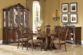 Traditional Cherry Dining Room Set Alliancemv With Regard To - Traditional dining room set