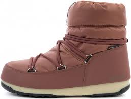 <b>Полусапоги</b> женские Tecnica <b>Moon Boot</b> 2 бронзовый цвет ...