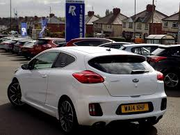 Used 2014 KIA CEED 1.6 PRO CEED GT TECH 3dr 201 BHP for sale in ...