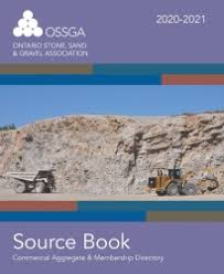 Submit your social enterprise on the map and in the directory. Publications Overview Ontario Sand Stone Gravel Association