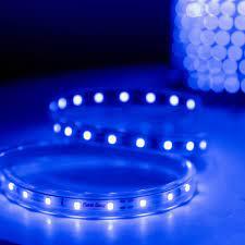 Đèn LED Dây 7W Màu Xanh Rạng Đông