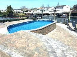inground pools prices. Contemporary Pools Semi Inground Pool Pricing Radiant Prices Costs  Pools Photo Of Brothers   With Inground Pools Prices Y