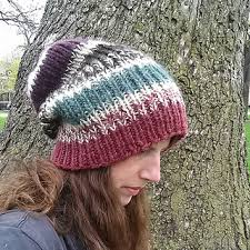 Free Slouch Hat Knitting Patterns Gorgeous Ravelry The Perfect Knit Slouch Hat Pattern By Carrissa Knox