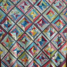 wonky string quilt &  Adamdwight.com