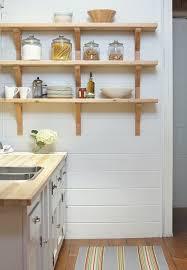 Kitchen Shelf Ideas Amazing Space Saving Kitchen Hacks