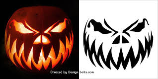 Pumpkin Carving Patterns Unique 48 Free Halloween Scary Pumpkin Carving Stencils Patterns