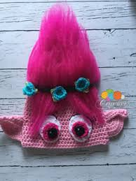 Trolls Crochet Hat Pattern Gorgeous Ravelry Poppy Troll Hat Pattern By Tawnya Myers