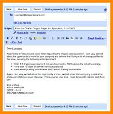How To Send A Cv And Cover Letter By Email Email Cover Letter
