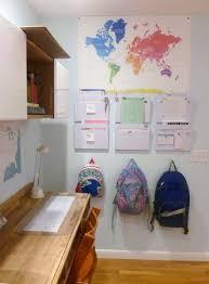 Kids Study Room Design Formal Living Room Transformed Into A Family Study Study