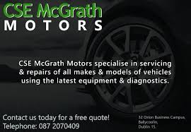 cse mcgrath motors