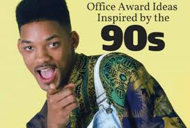 Office Award Office Award Ideas Inspired By The 90s Paperdirect Blog