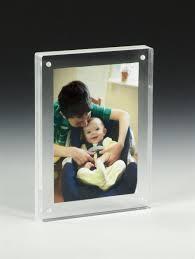 5 x 7 clear photo frames for landscape portrait formats