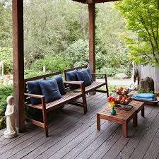 how to clean your patio and garden furniture