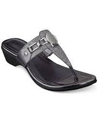 Amina Thong Sandals