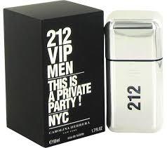 <b>212 Vip</b> Cologne By Carolina Herrera for <b>Men</b>