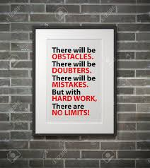 Image result for with hard work there are no limits