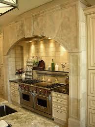 Elegant Stove Under Kitchen ...