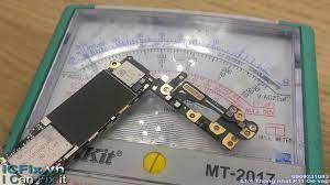 Sửa iPhone 6 không bật được đèn flash camera - YouTube
