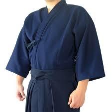 Deluxe Jersey Kendo Gi Tetron Hakama Set