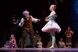 Vše ostatní zde nemá cenu ani hodnotit, ale alespoň jsem se příjemně zabavil. State Ballet Of Ri Stateballetri Twitter