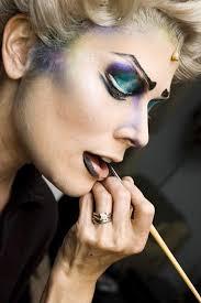 ursula makeup my dream role