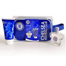 chelsea fc toiletries gift set