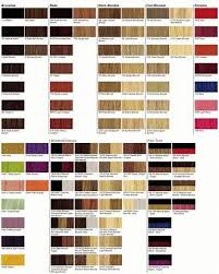 Image Result For Matrix Socolor Color Chart Pdf In 2019