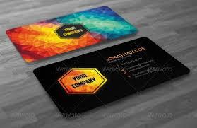 Modern Business Card Designs Digital Eventinfo