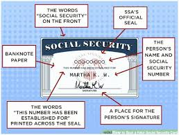 Ownerletter How Make I Do co Security Card Fake A Social