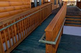 wood ramps