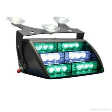 Personal Emergency Strobe Lights Red 18x Led Firefighter Emt Personal Emergency Vehicle Strobe Warning Dash Light Led Emergency Lights For Vehicles Led Emergency Strobe Lights From