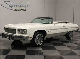 1975 Chevrolet Caprice for Sale on ClassicCars.com