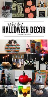 easy diy decor ideas