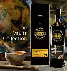 Classic Malts Display Stand The Vaults Collection The Scotch Malt Whisky Society 73