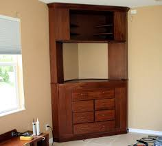 awesome image of tall corner tv stand designs and images furniture tall corner tv stand prepare