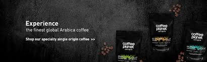 Coffee Planet 100 Arabica Specialty Coffee