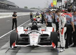 Marco Andretti Leads Field On 2nd Day Of Indy 500 Practice