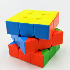RUBIK 3x3/4x4/5x5 MAGIC CUBE - Rubic 3 Tầng Stickerless - Xếp hình rubik  3x3 - rubik tam giác