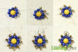 light blue swarovski crystal chandelier earrings mini and black