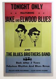 blues brothers movie poster artisan metal sign wall art 8in w x 12in h on blues brothers wall art with blues brothers movie poster artisan metal sign wall art 8in w x 12in