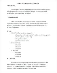 example of essay outlines format examples of outlining an essay essay outline templates example essay