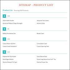 Html Sitemap - Magento Marketplace